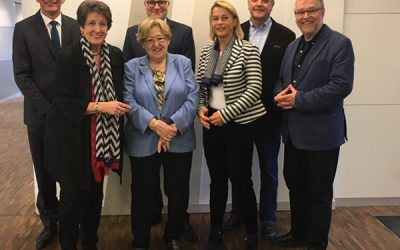 Neuwahl von Frau Angela Müller-Valkyser in den Vorstand